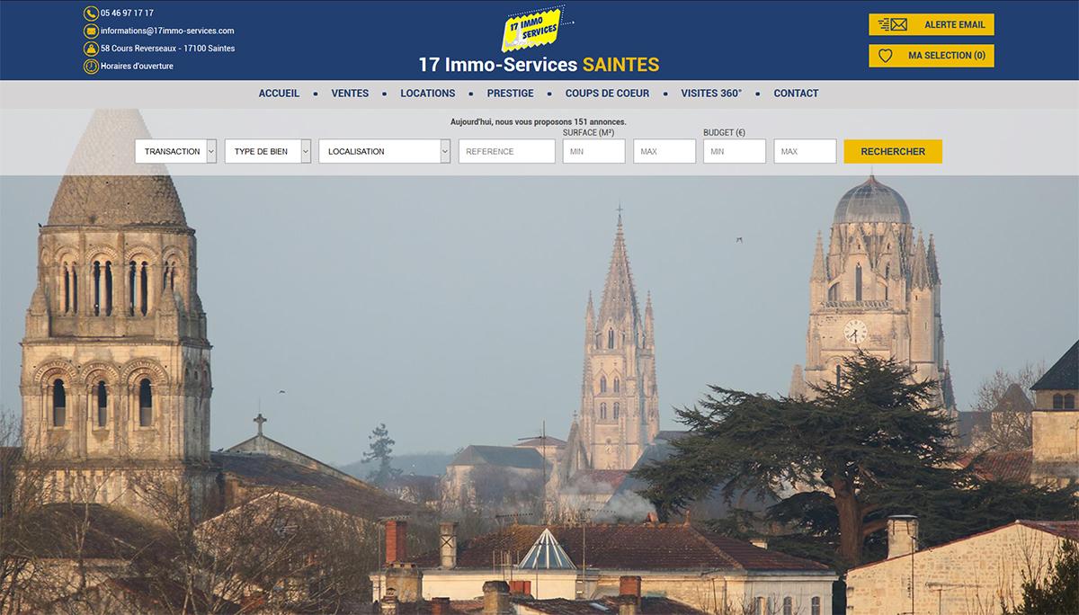 17 Immo-Services | Real estate Saintes